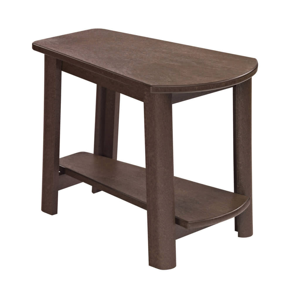 CR Plastics Generations Tapered Style Accent Table