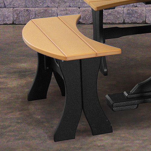 Luxcraft / Crestville® 28 in Table Bench