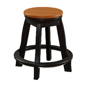 Poly Dining Balcony Stool