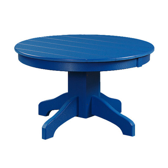Poly 36in Round Dining Table