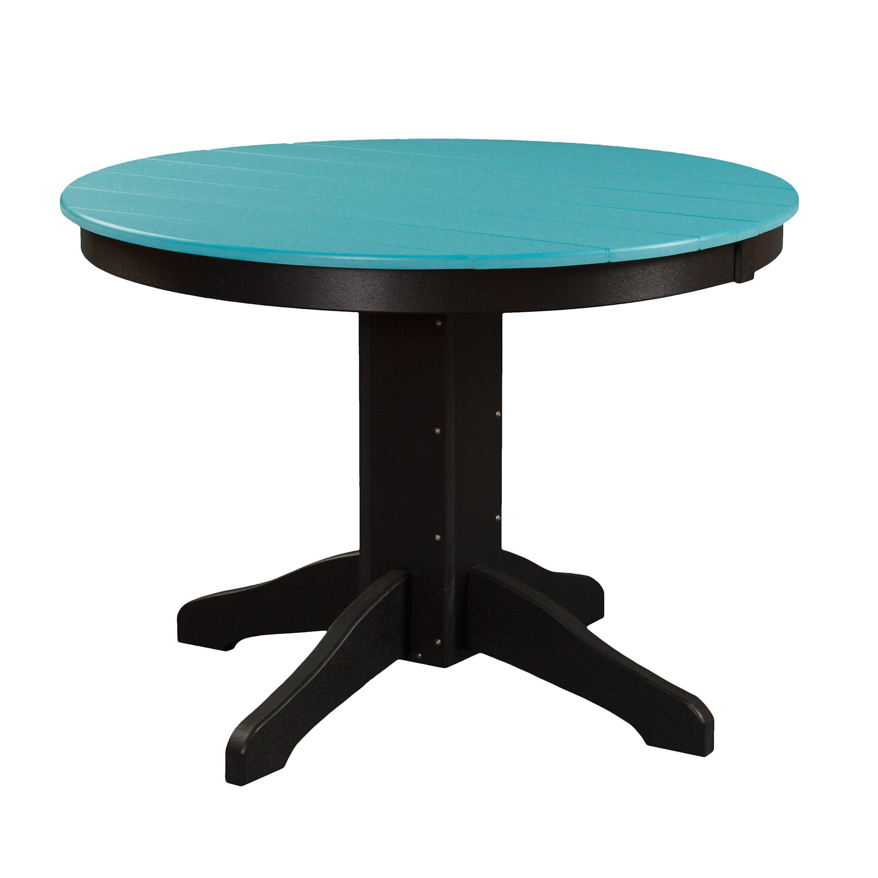Poly 42in Round Dining Table