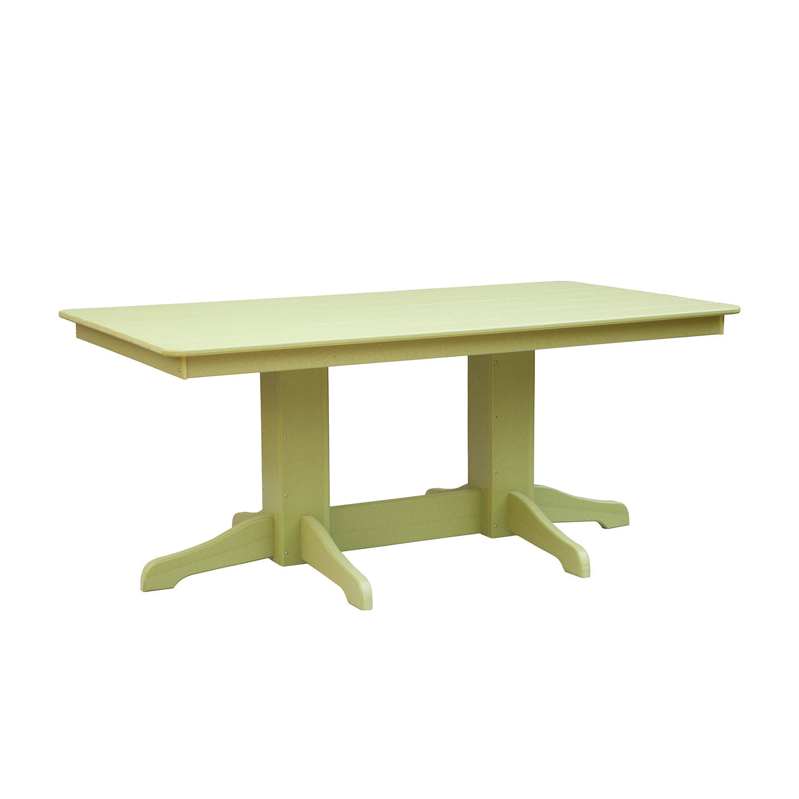 Poly 6 ft Rectangle Dining Table
