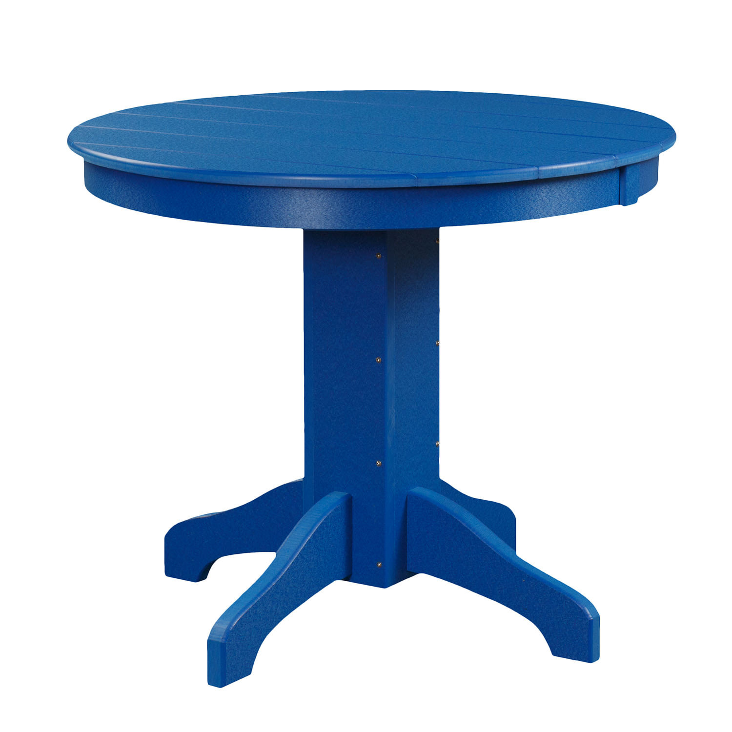 Poly 36in Round Patio Table