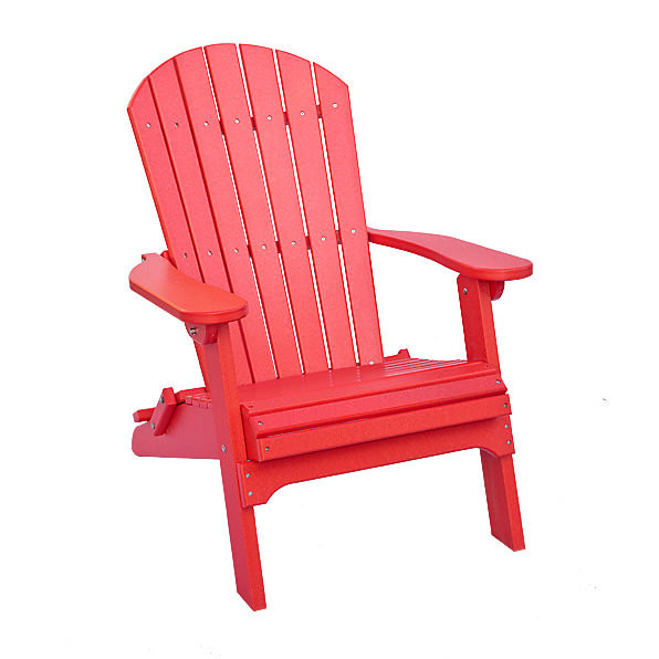 Poly Adirondack Folding Chair
