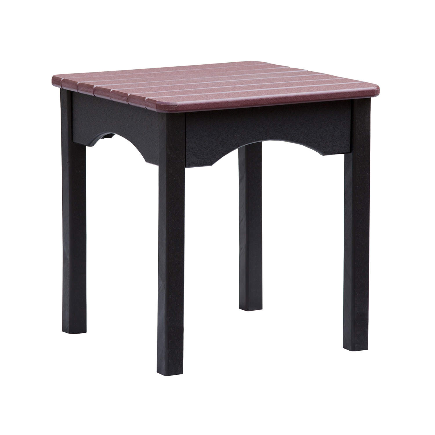 Poly Square Side Table