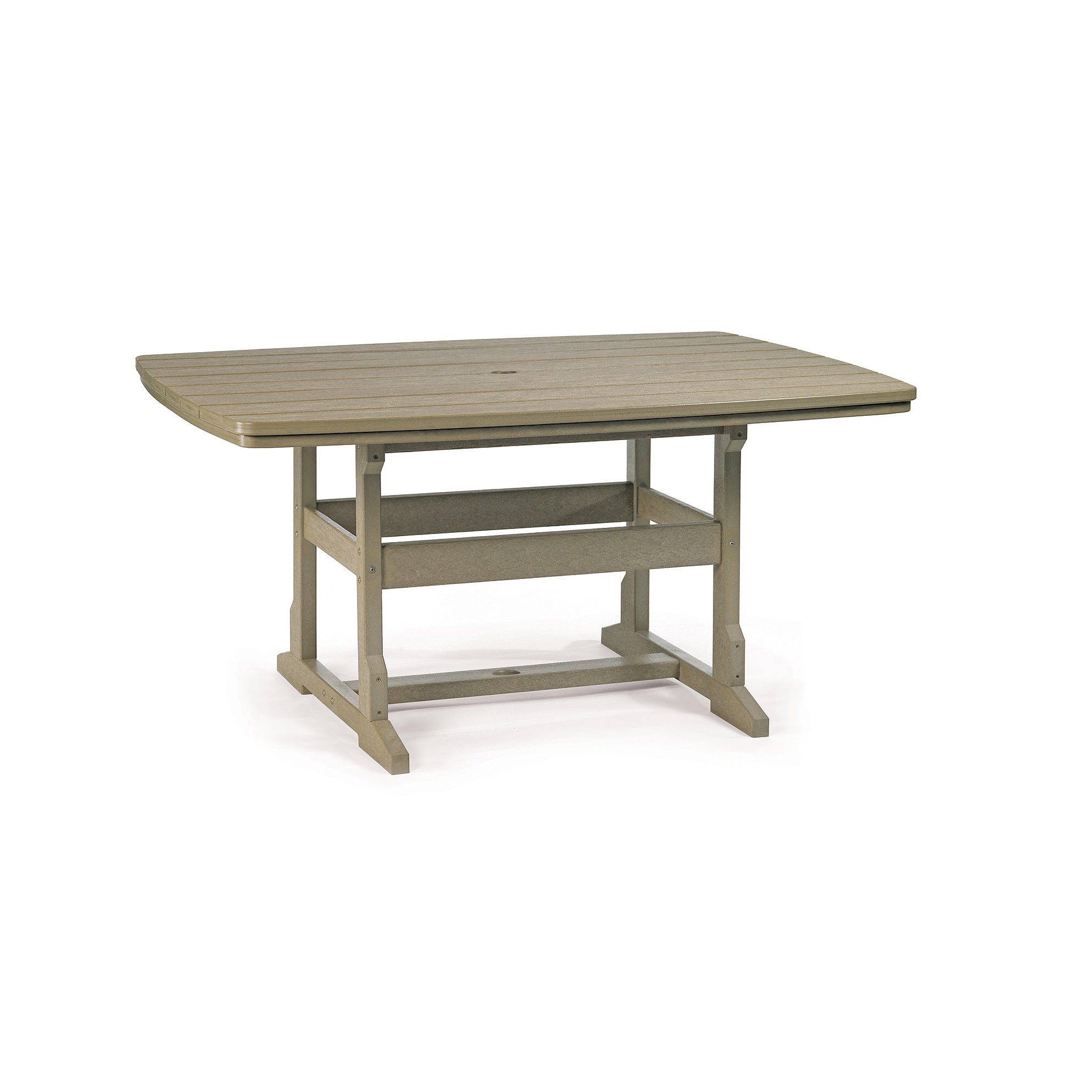 Breezesta 42 X 60 Inch Rectangular Dining Table
