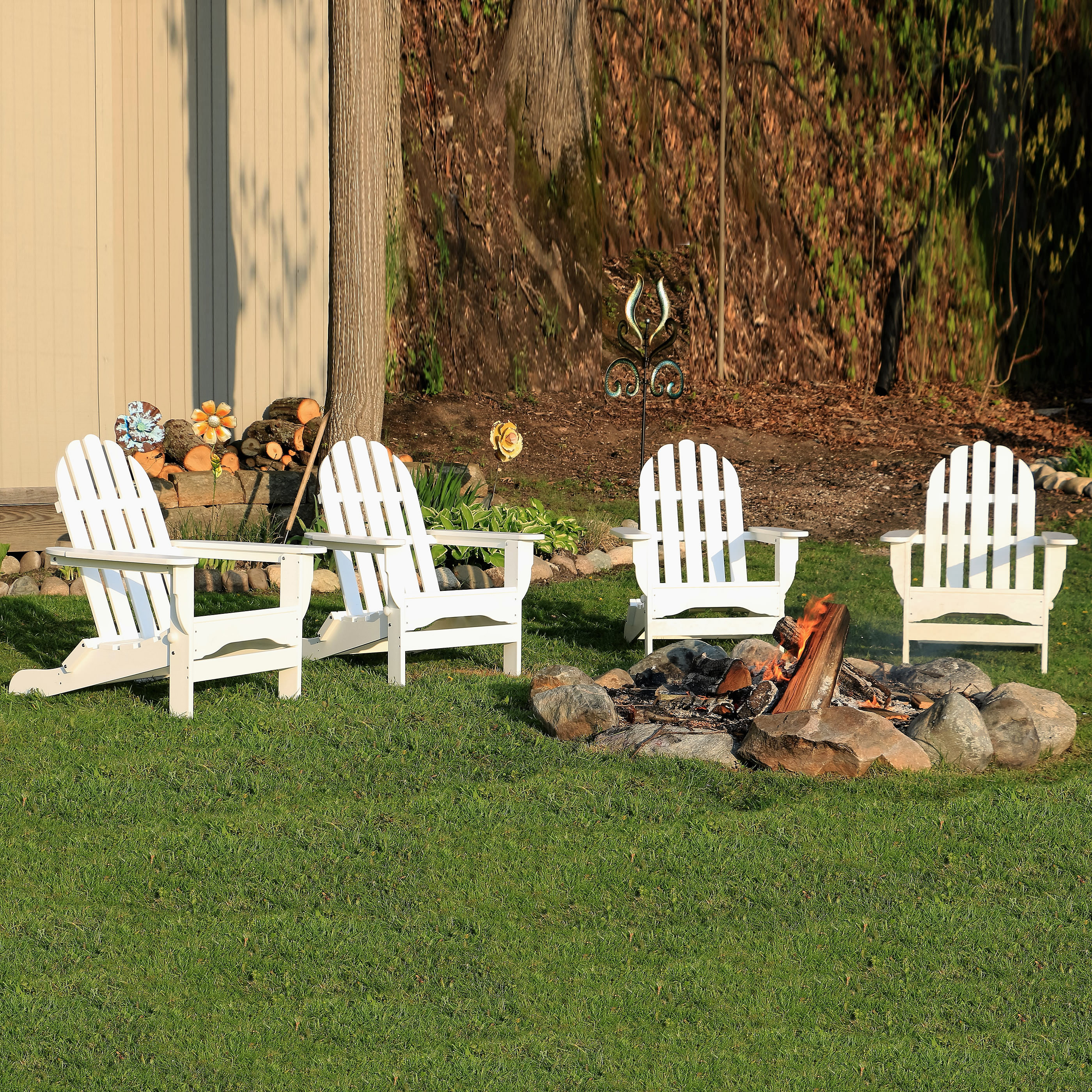Durogreen™ Adirondack Quartet Seating Group
