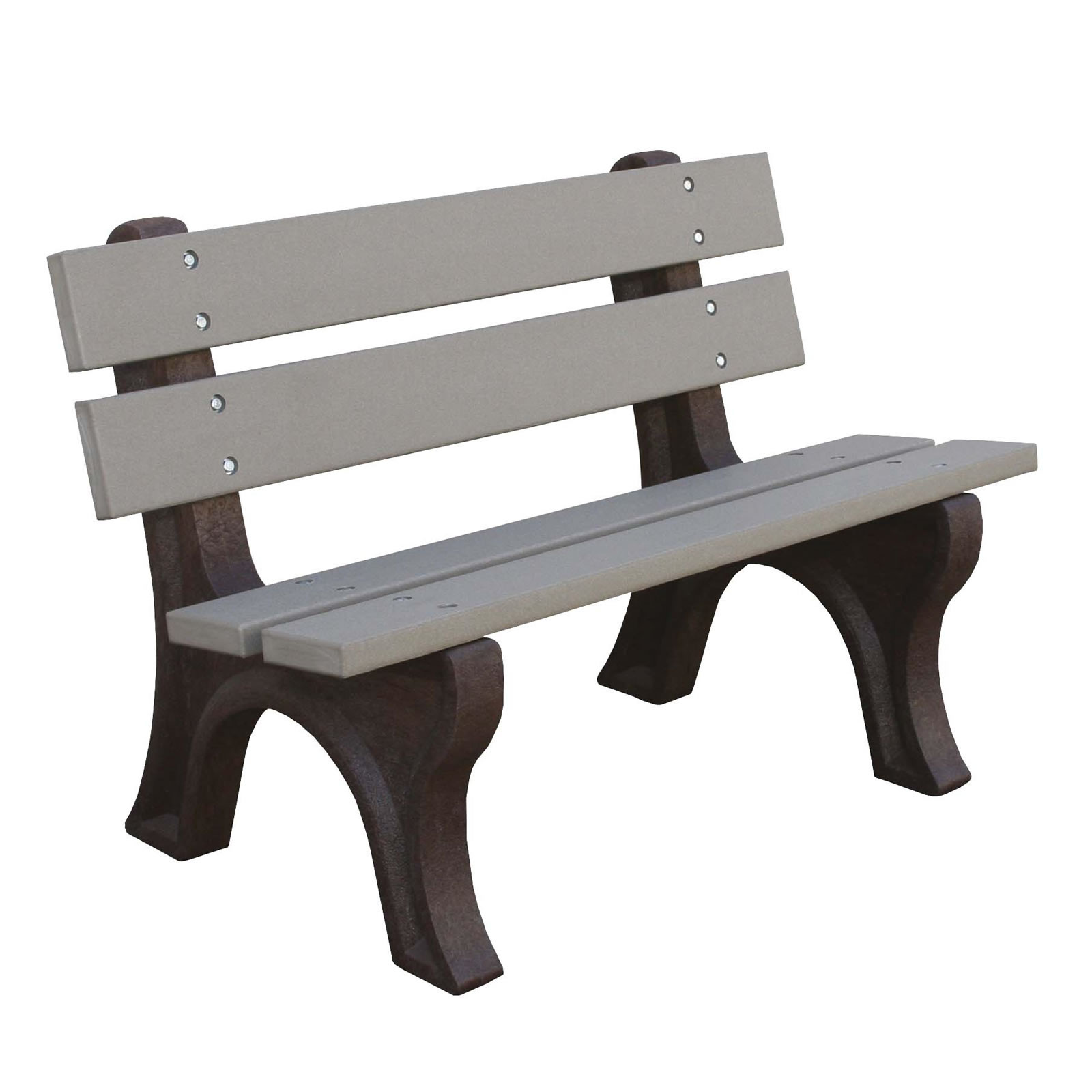 Eagle e High Back Bench 2x6 Slats mercial Collections