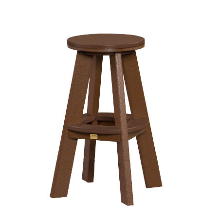 Finch Amish Great Bay Bar Stool