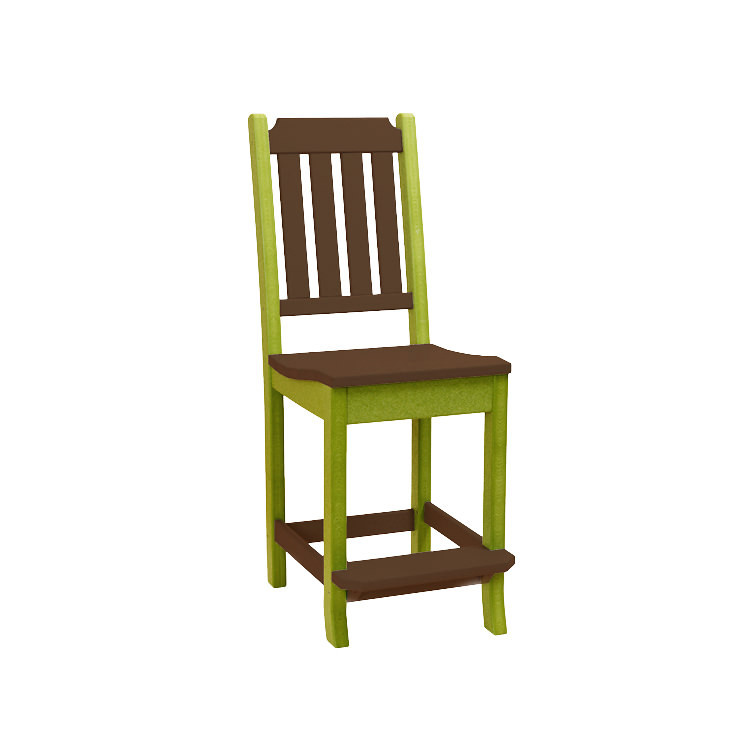 Finch Amish Poly Keystone Counter Chair