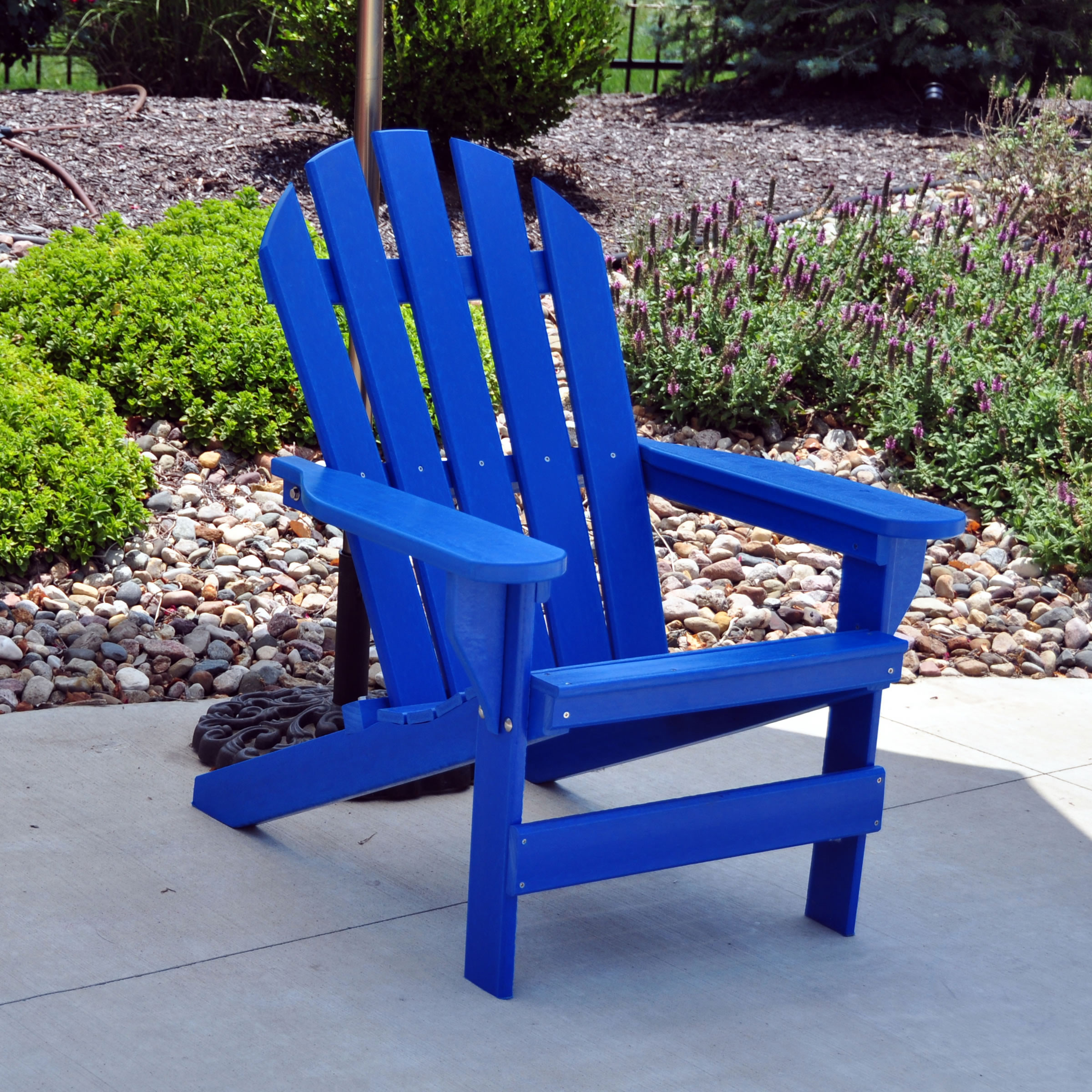 royal blue adirondack chairs chairs seating. Black Bedroom Furniture Sets. Home Design Ideas