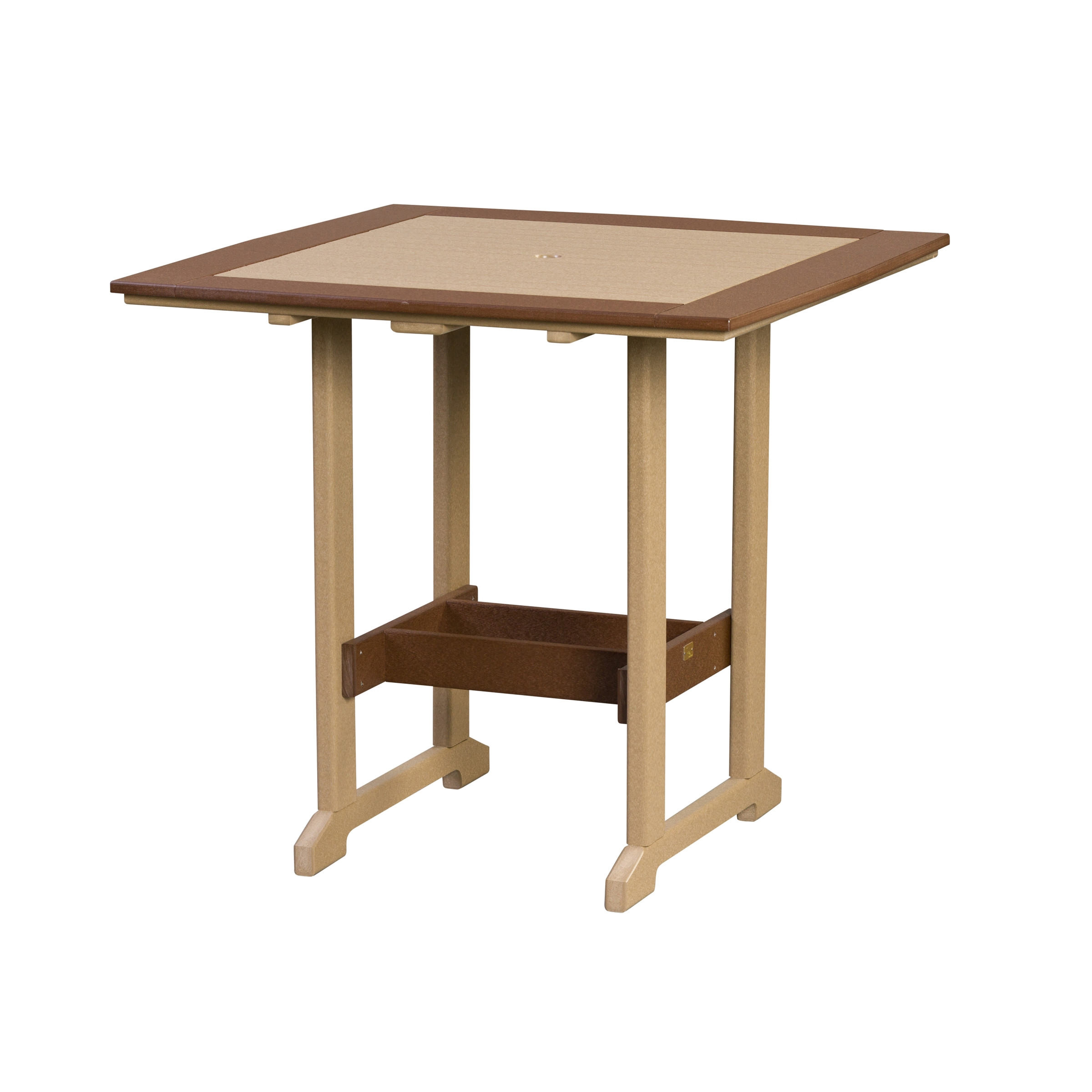 Amish Poly Great Bay Bar Table