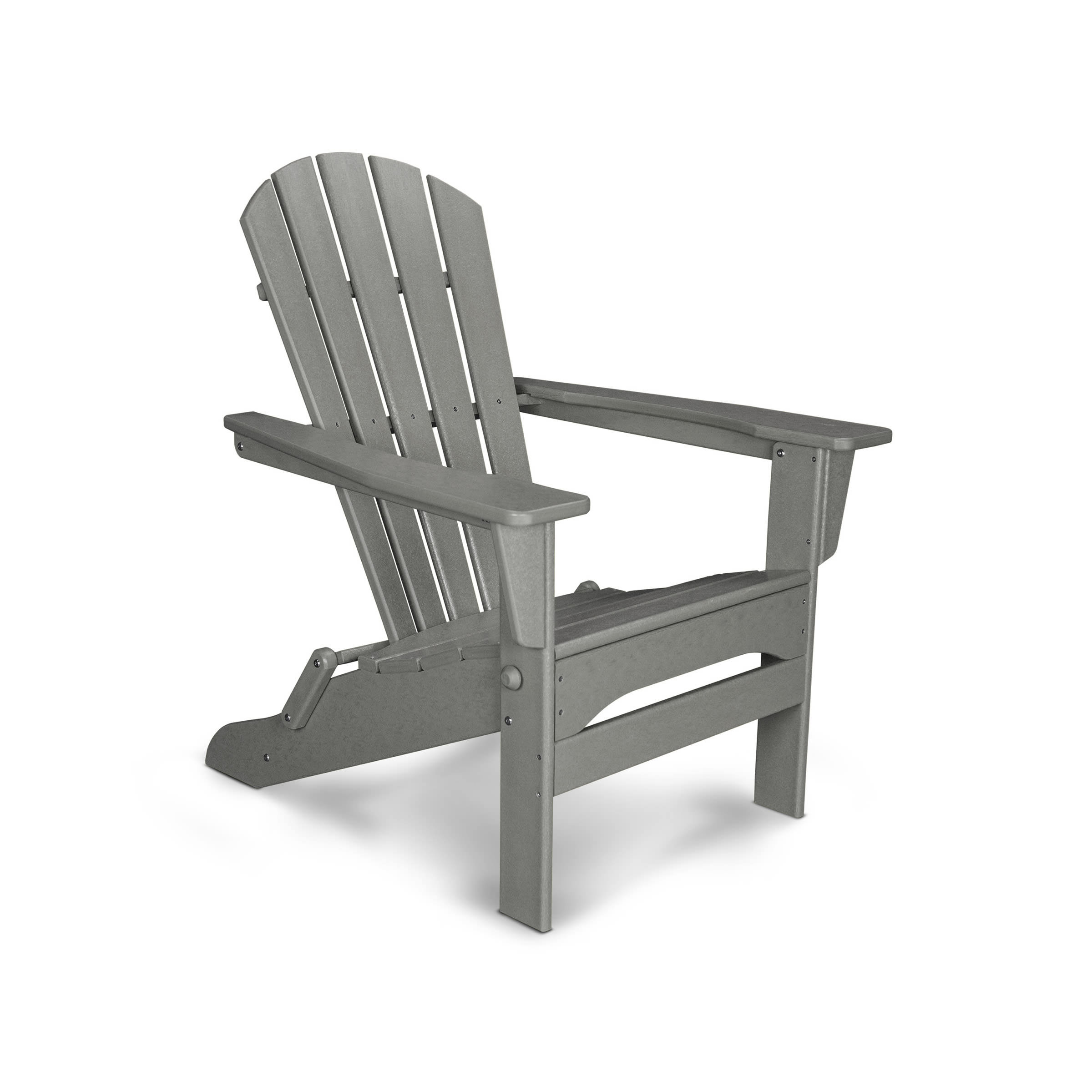polywood palm coast folding adirondack chair polywood palm coast