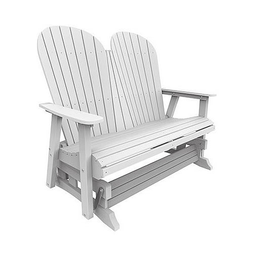 Malibu Outdoor Hyannis Double Glider