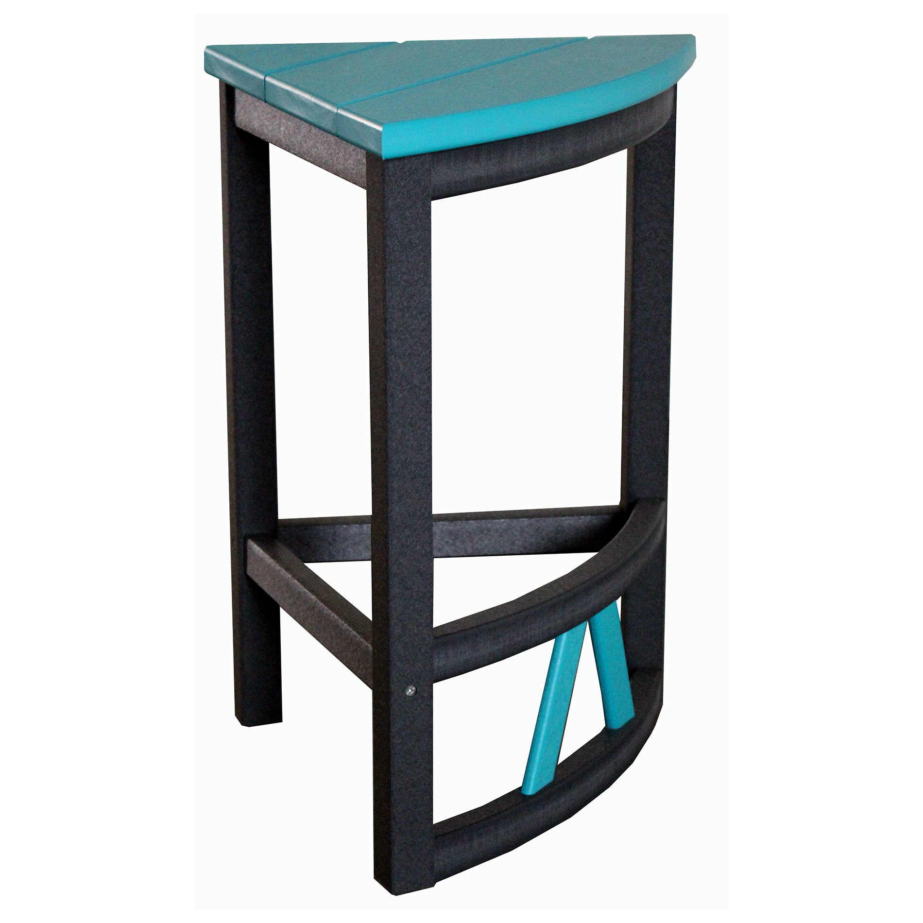 Indiana Amish Poly Brookstone Bar Chair