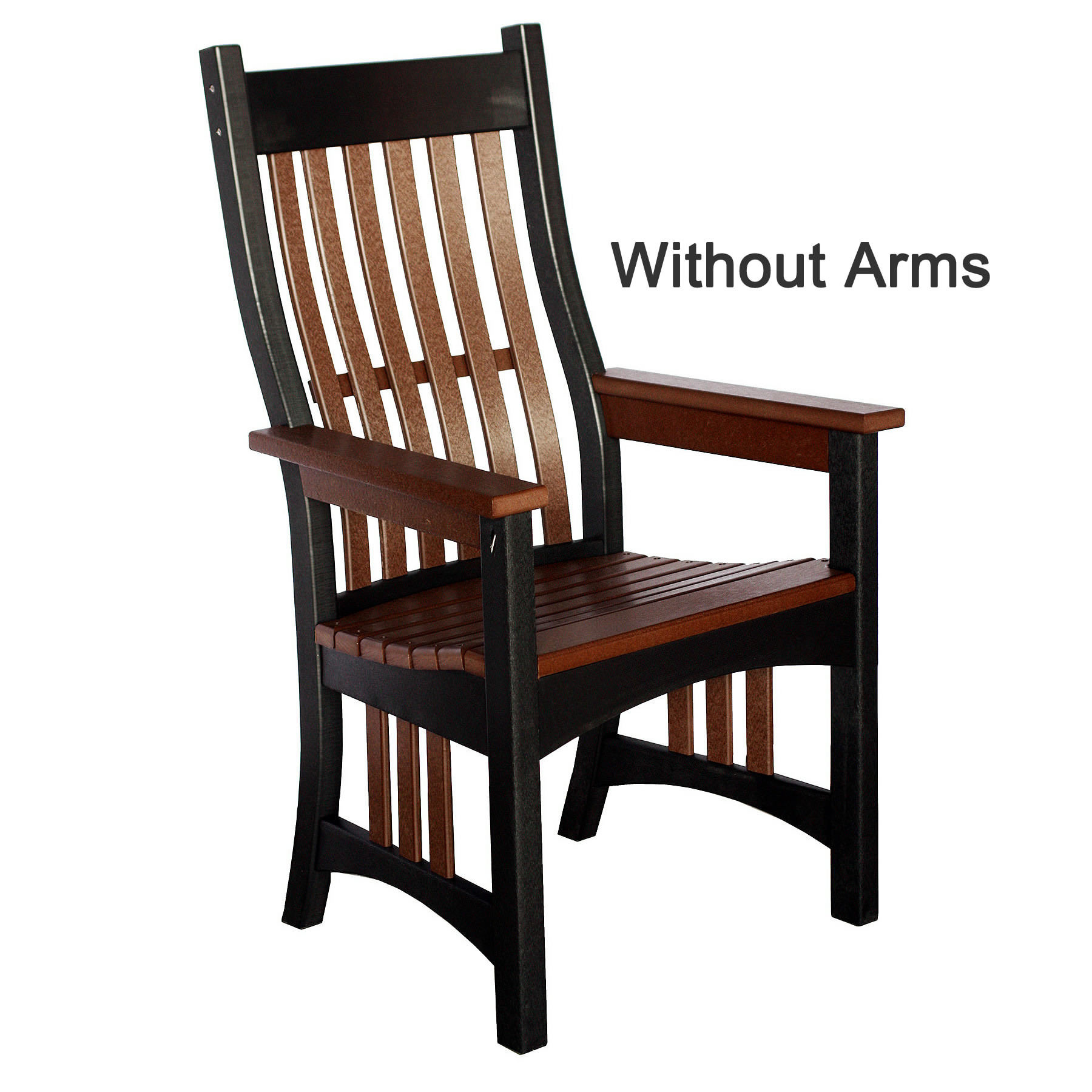 Indiana Amish Poly Rexford Side Chair