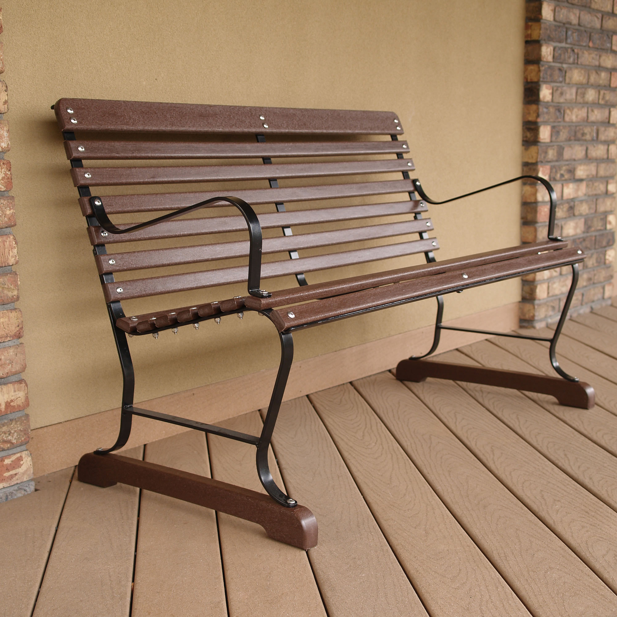 Ivy Terrace 48 Inch Bench
