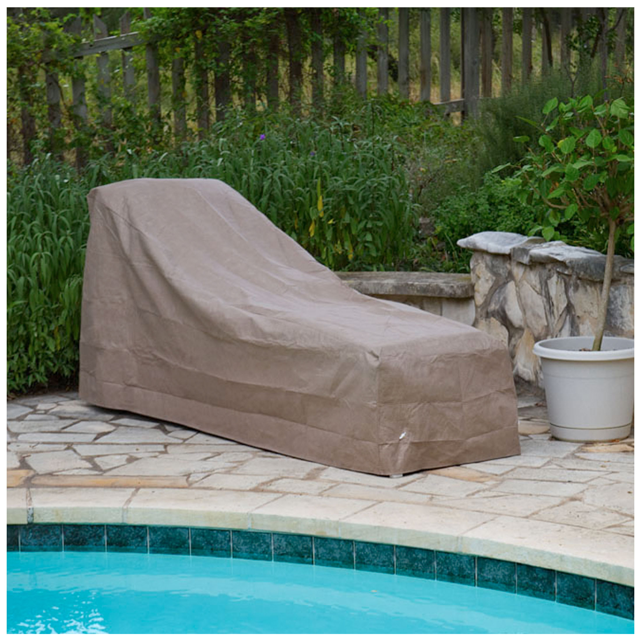 KoverRoos III Chaise Cover