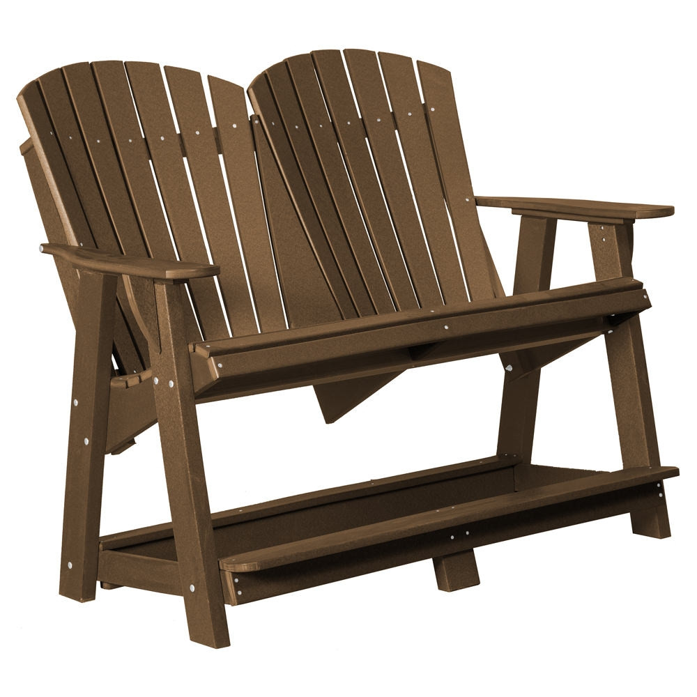 Superb Wildridge Heritage Double High Adirondack Wildridge Poly Andrewgaddart Wooden Chair Designs For Living Room Andrewgaddartcom