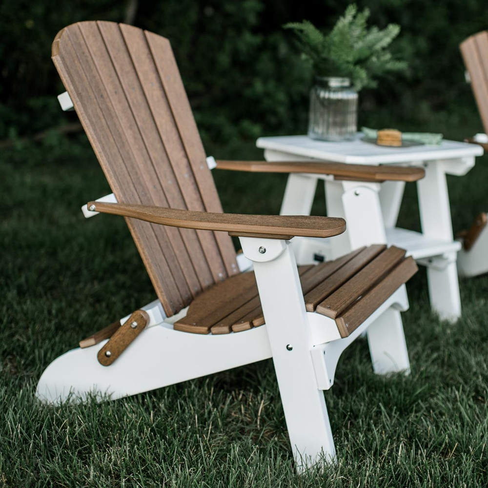 Cool Wildridge Heritage Folding Adirondack Chair Wildridge Poly Andrewgaddart Wooden Chair Designs For Living Room Andrewgaddartcom