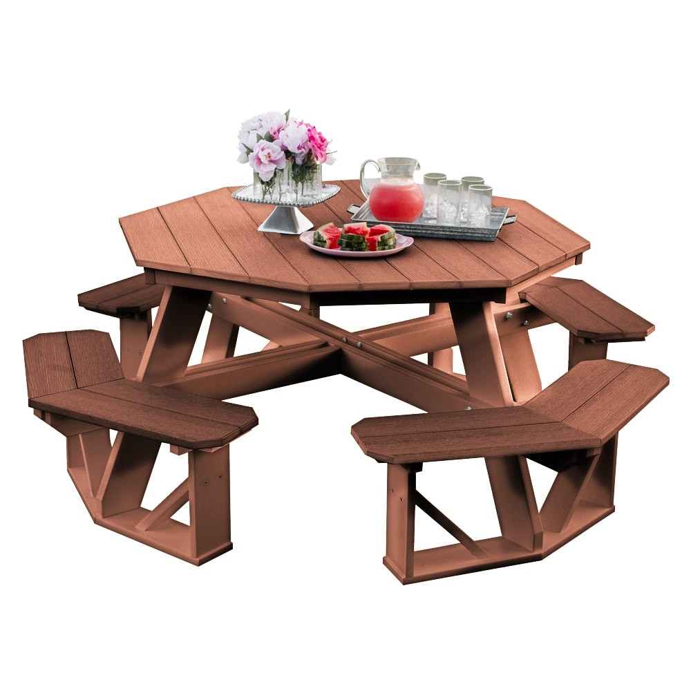 Wildridge Heritage Octagon Picnic Table