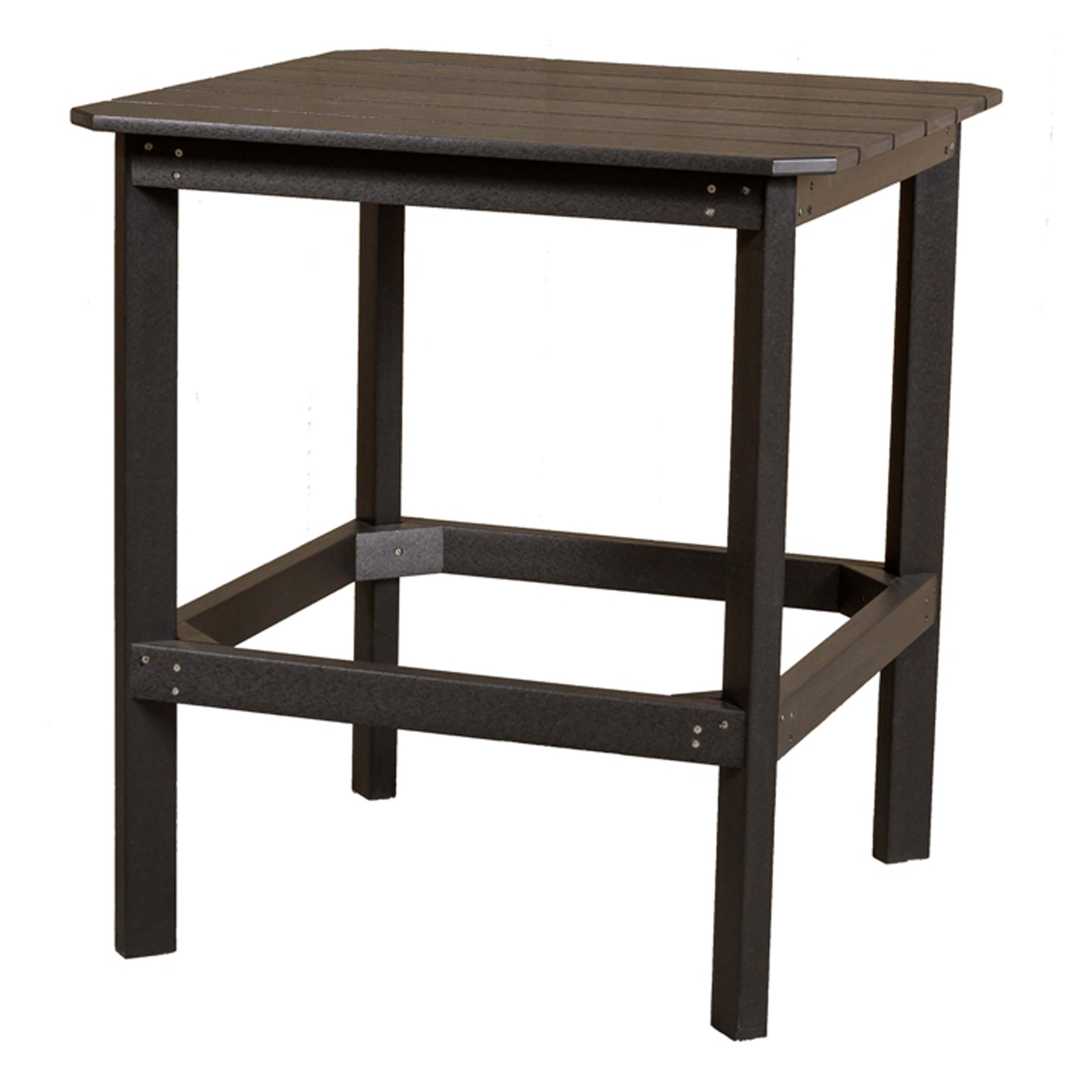 Little cottage classic high dining table 36 in little for High dining table
