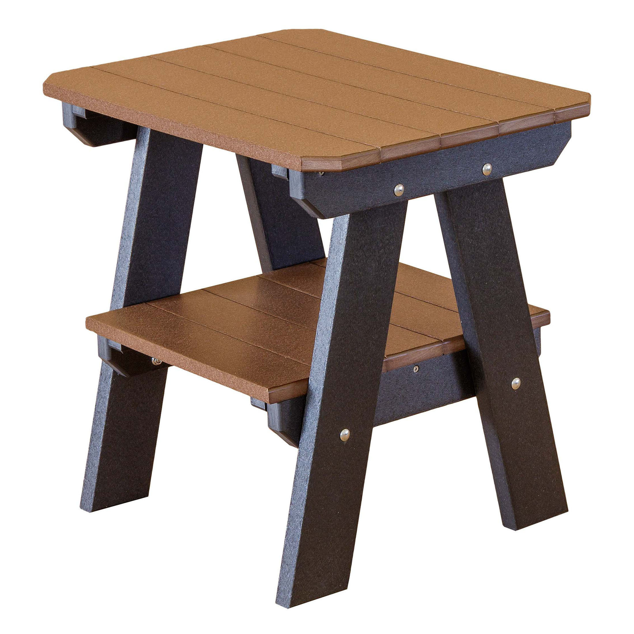 Little Cottage Heritage 2 Tier End Table