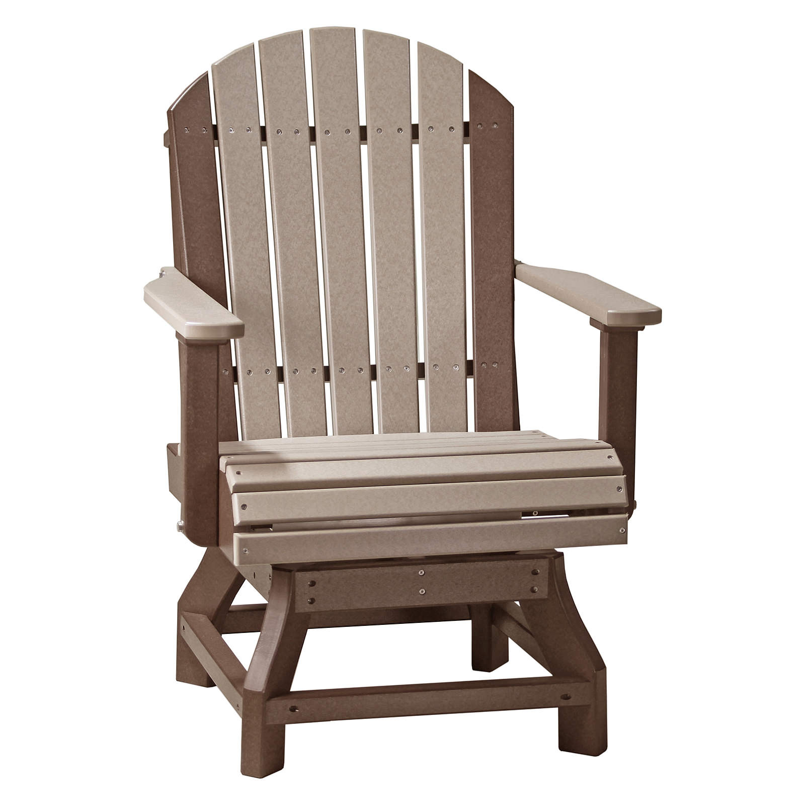 Luxcraft / Crestville® Adirondack Swivel Dining Chair