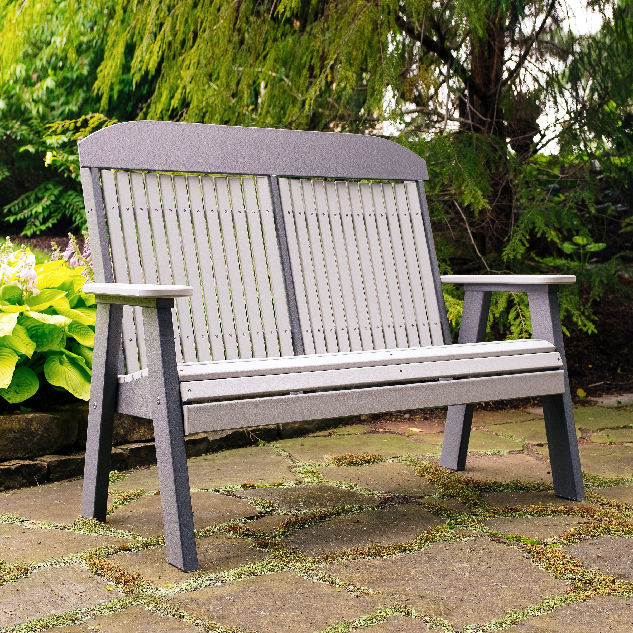 range britain peak tdp view furniture benches from plastic made front in recycled of hires bench product their s