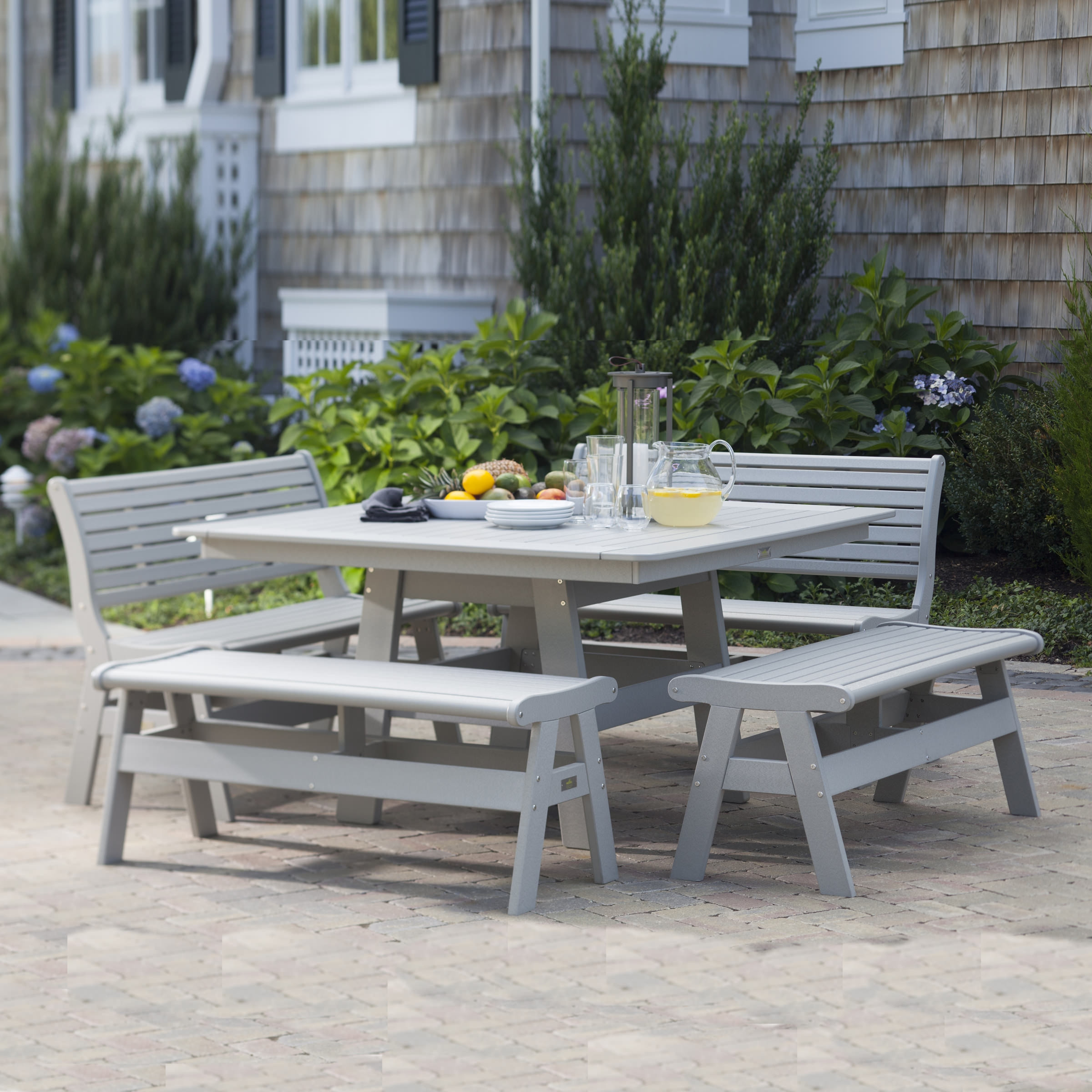 Malibu Outdoor Newport 5 pc Dining Set