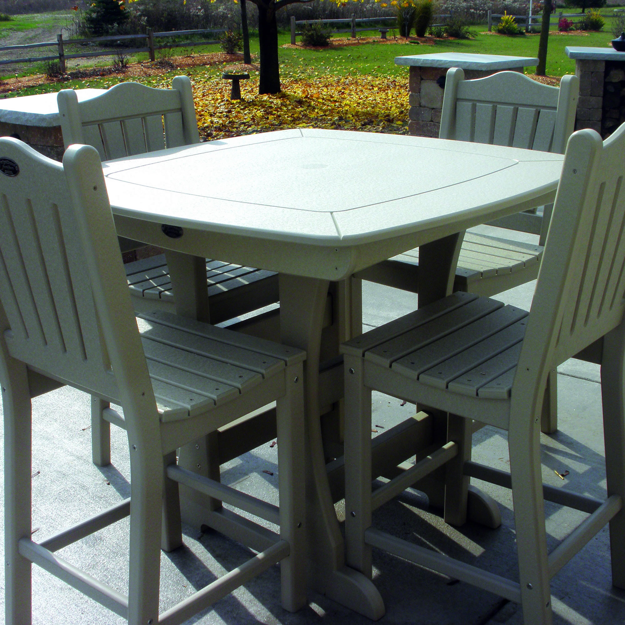 Perfect Choice Counter Height Table-42in