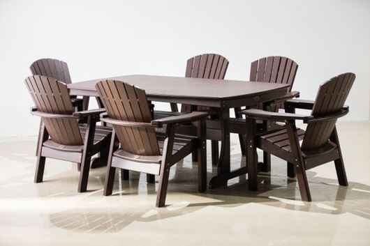 """Perfect Choice 72"""" Dining Table"""