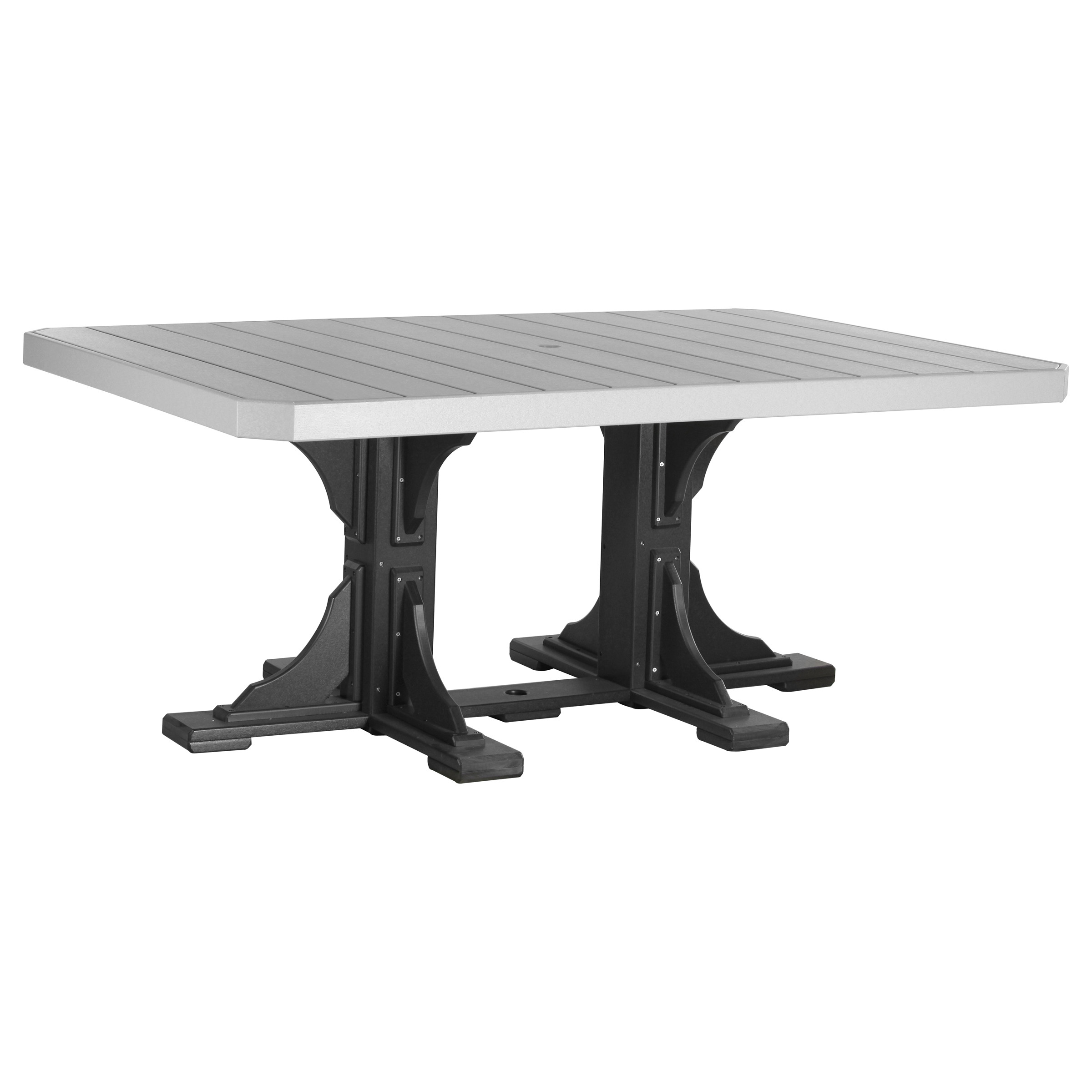 Luxcraft/Crestville 4 x 6 ft. Rectangle Dining Table