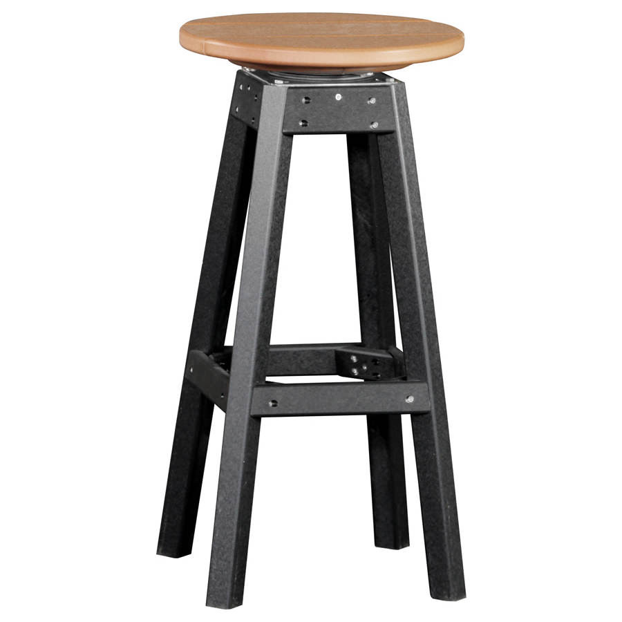 Luxcraft Swivel Bar Stool