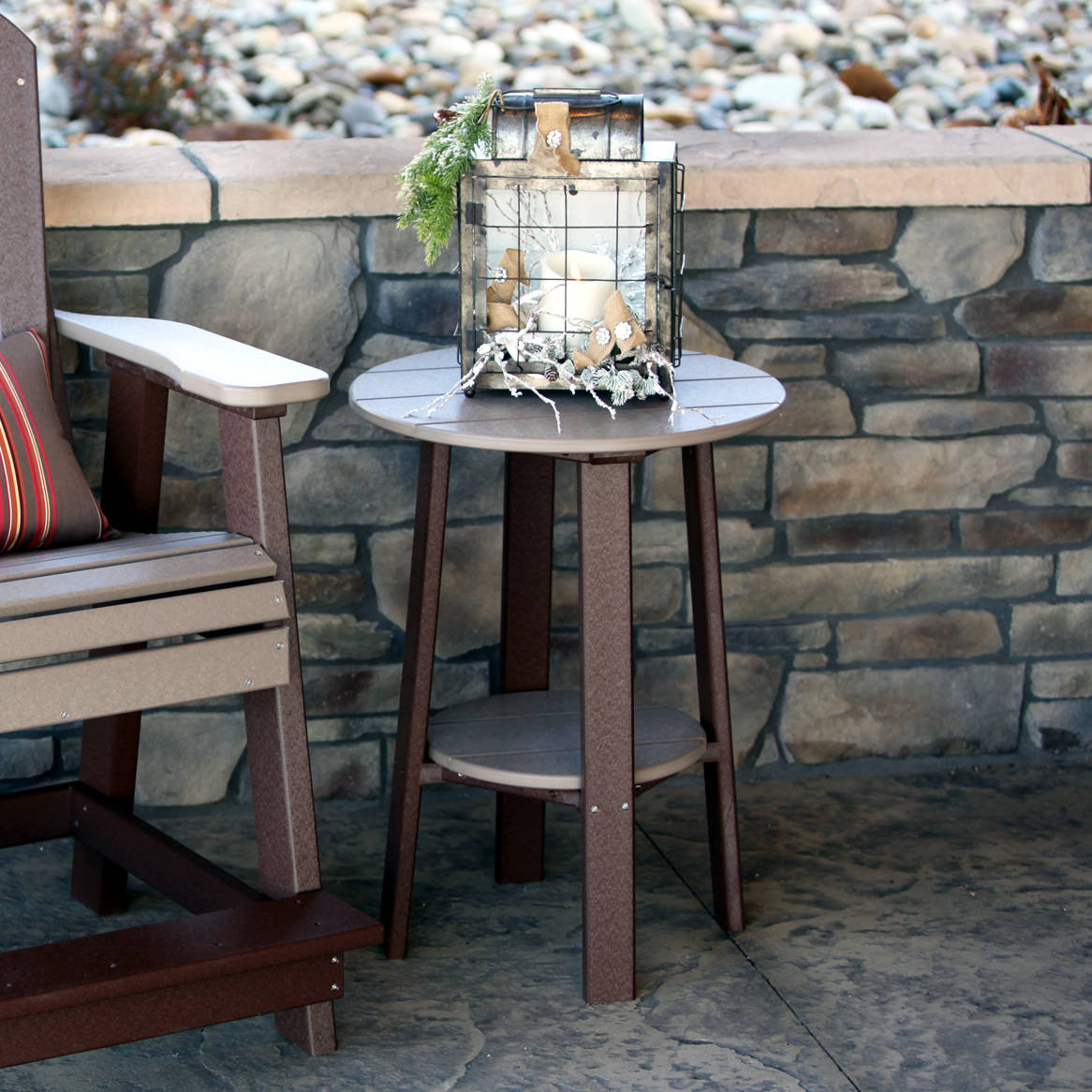 "Luxcraft / Crestville® 28"" Deluxe End Table"