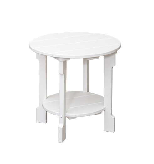 Casual Comfort Poly Lumber Accent Table