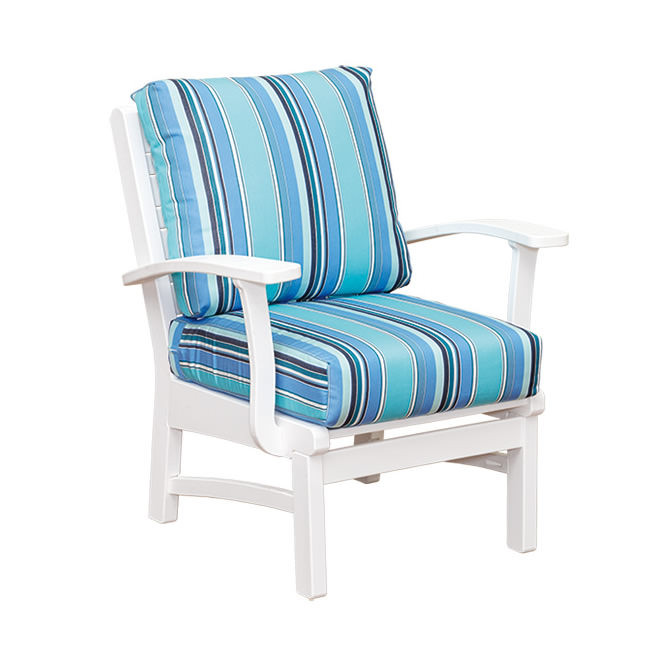 Casual Comfort Poly Lumber Bayshore Club Chair