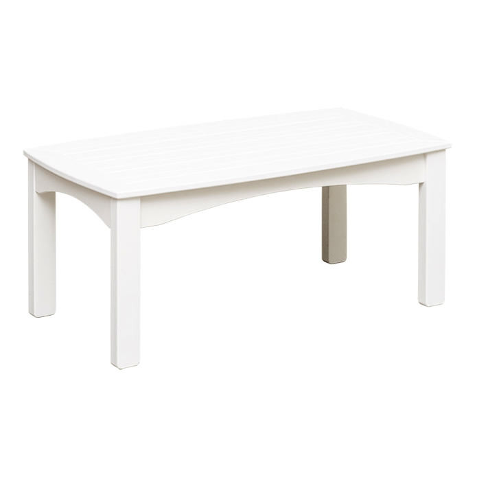 Casual Comfort Poly Lumber Bayshore Cocktail Table