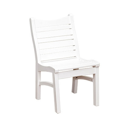Casual Comfort Poly Lumber Bayshore Dining Chair