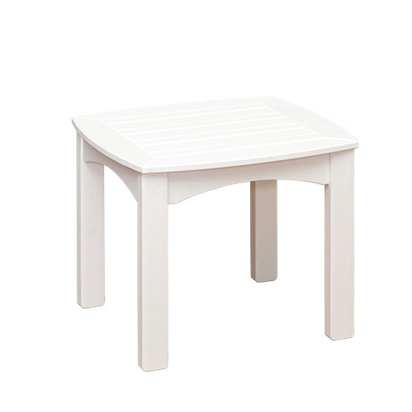Casual Comfort Poly Lumber Bayshore End Table