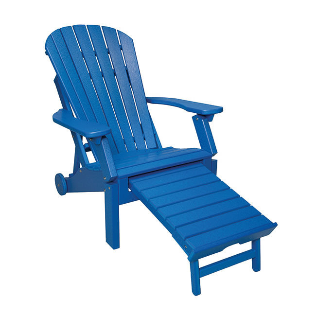 Casual Comfort Poly Lumber Oceanside Reclining Adirondack