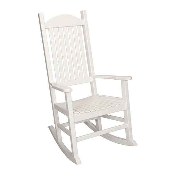 Casual Comfort Poly Lumber Plantation Rocker