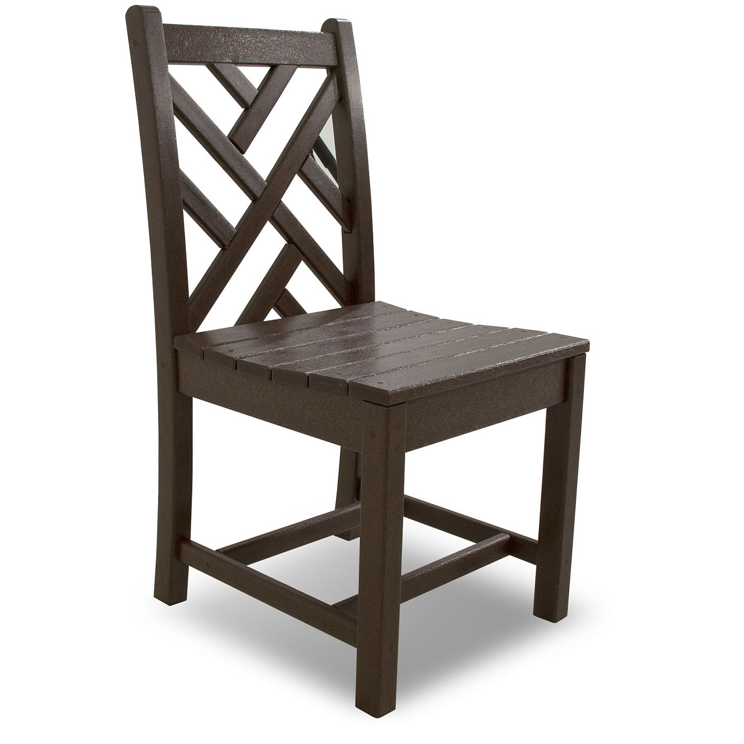Polywood Chippendale Side Chair Chippendale Collection Polywood Outdoor Furniture Collections