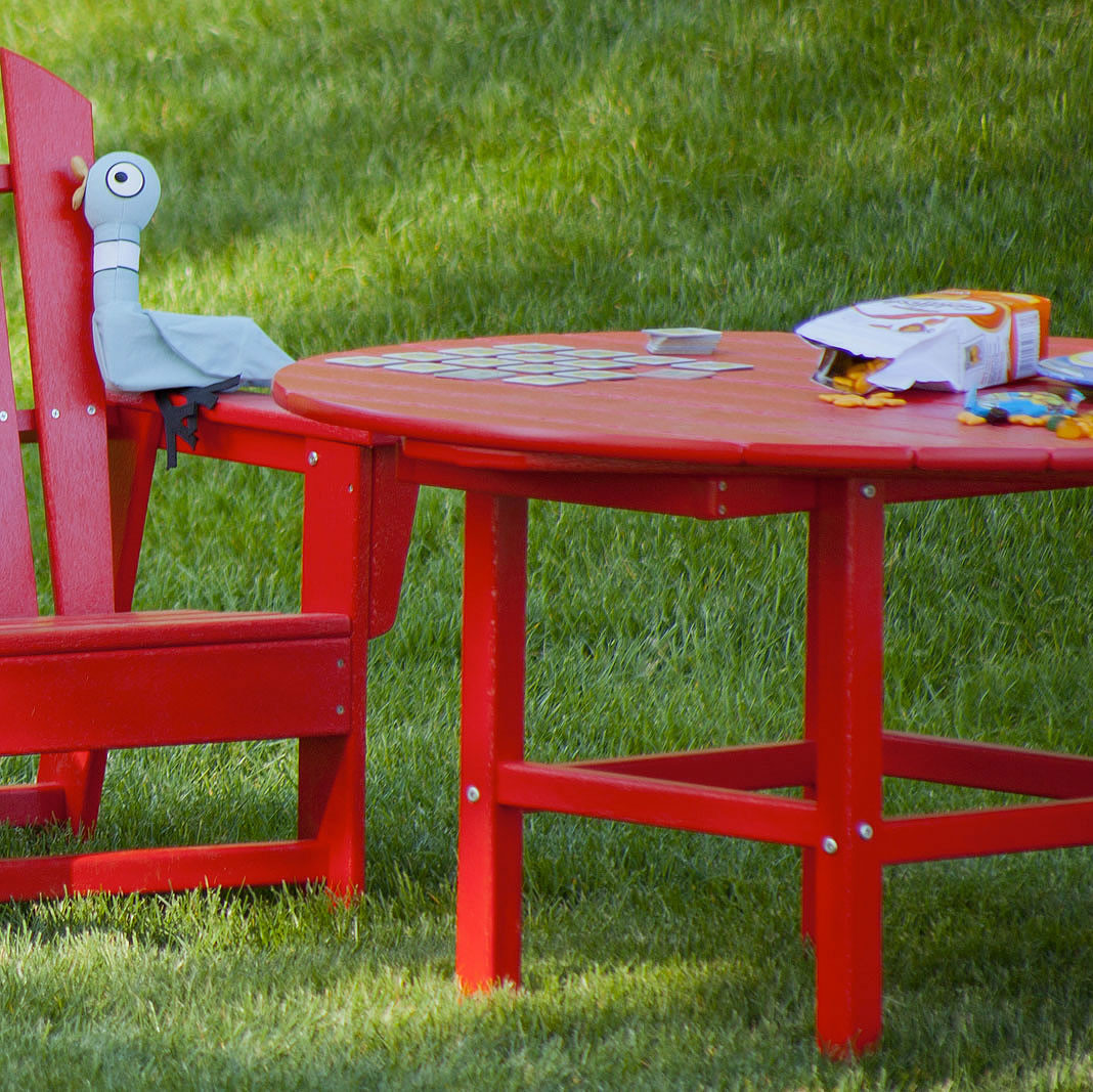 Kids Dining Table: POLYWOOD Kid Dining Table