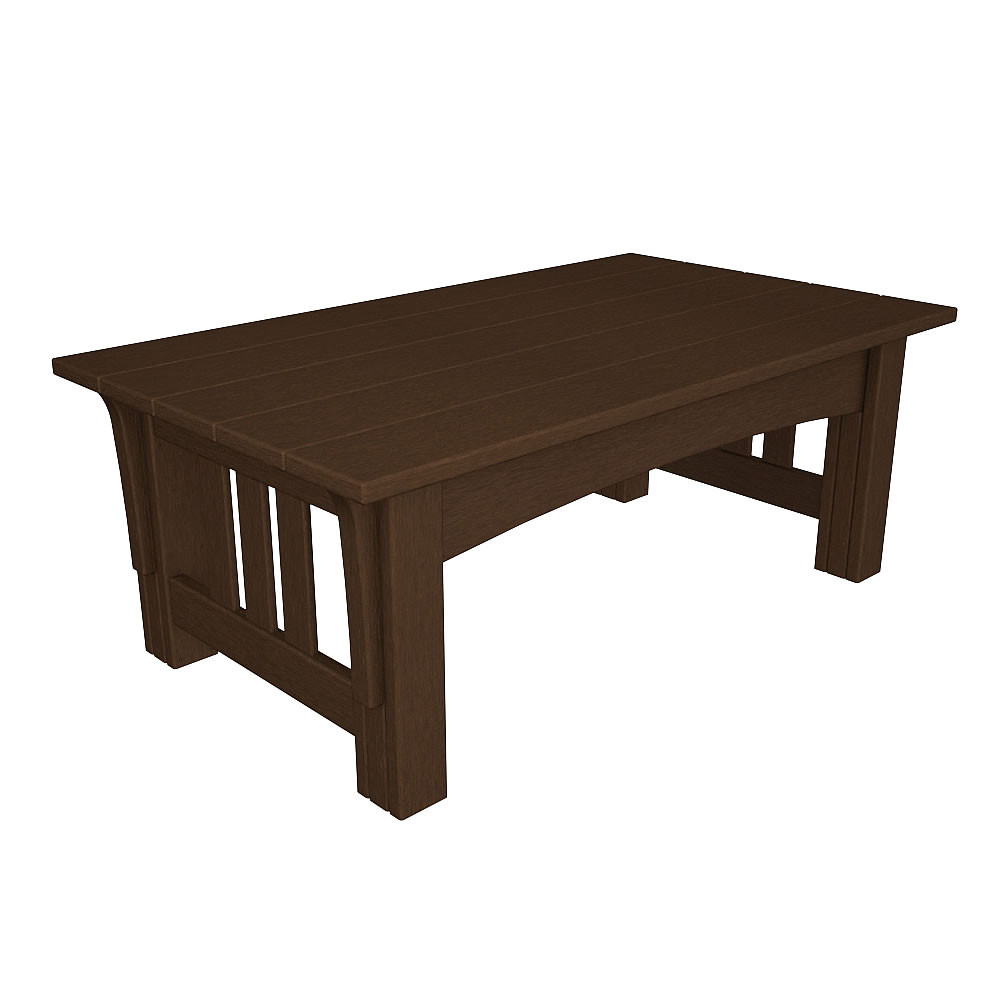 POLYWOOD Mission Coffee Table