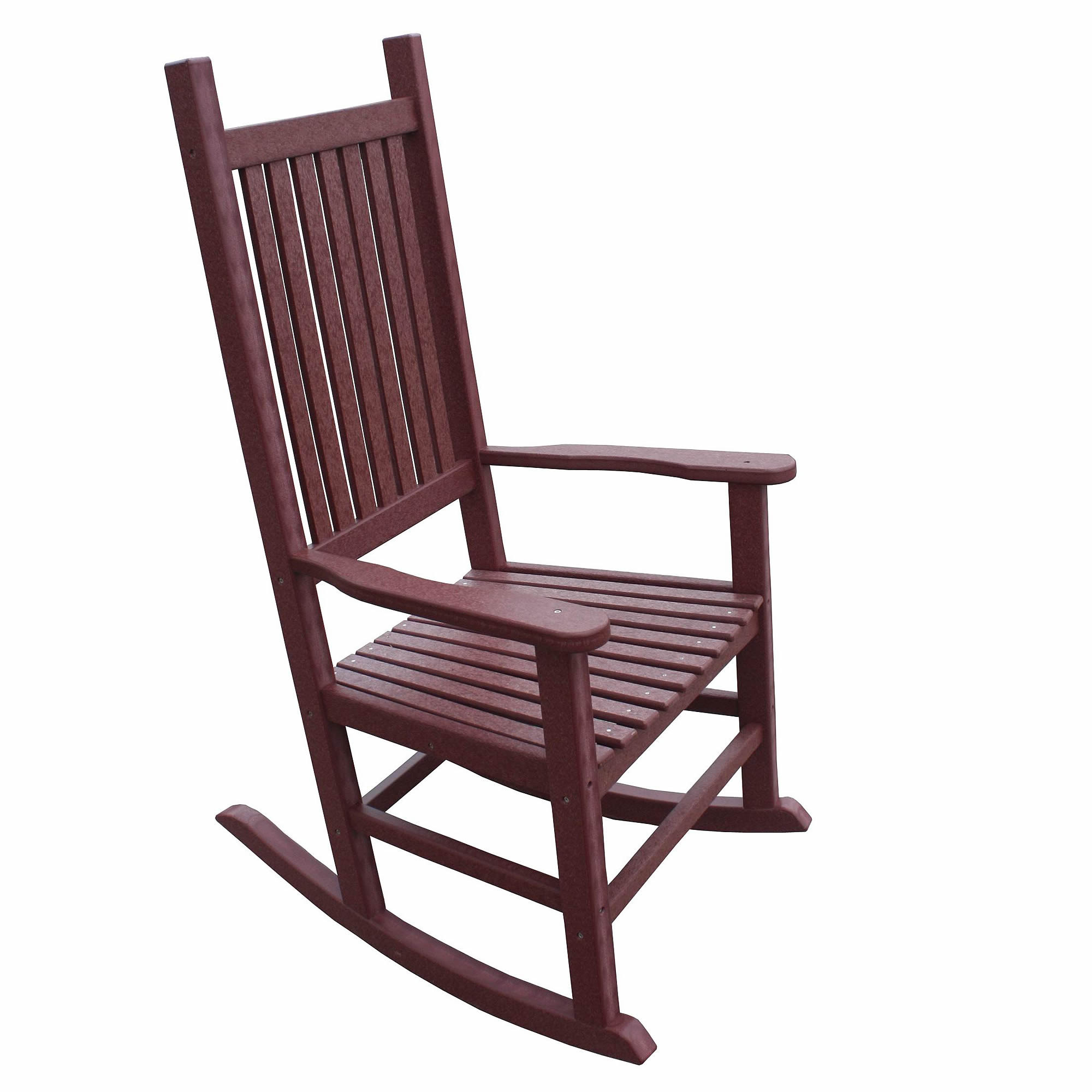 Recycled Poly Lumber President's Rocker