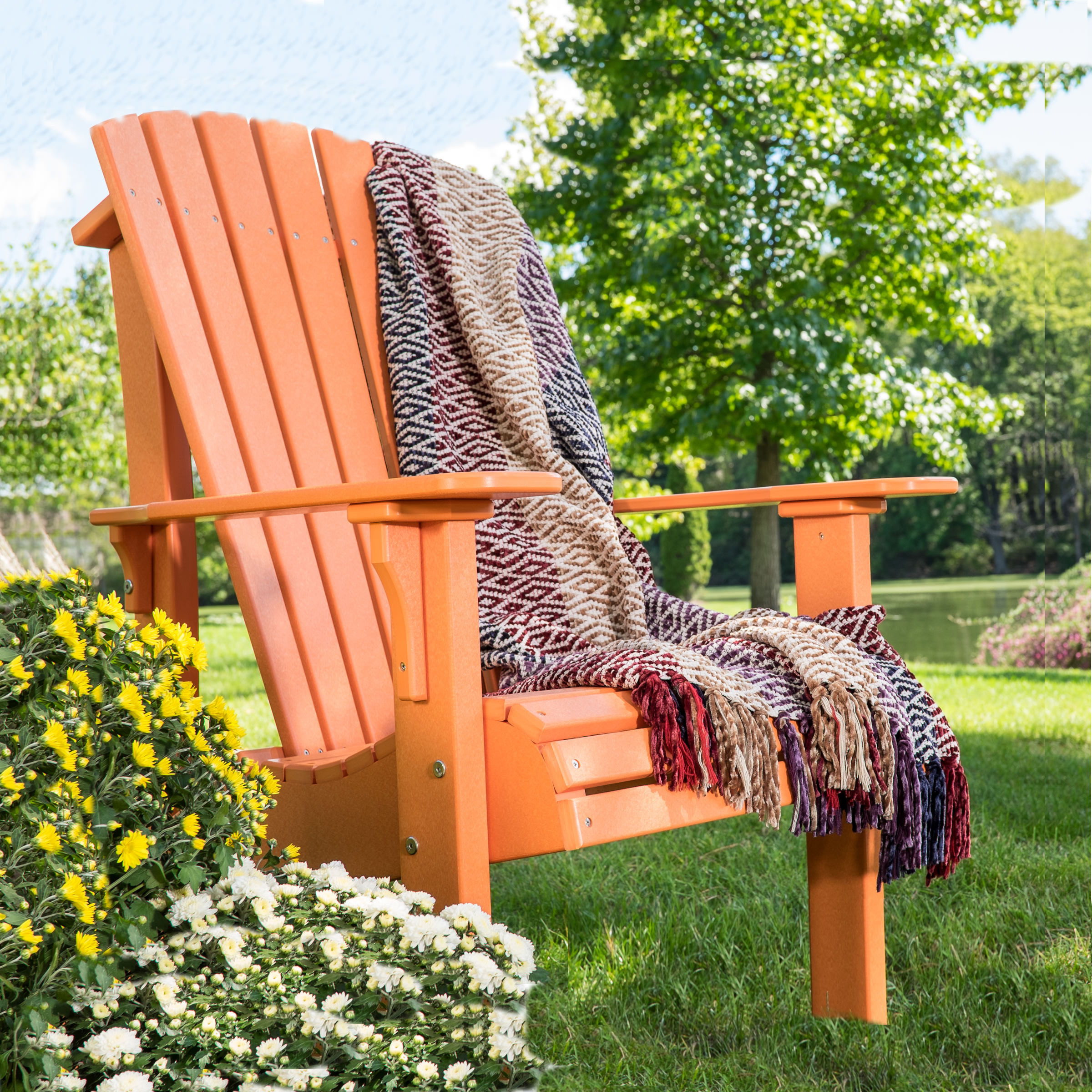 Luxcraft Royal Adirondack Chair - Senior Height