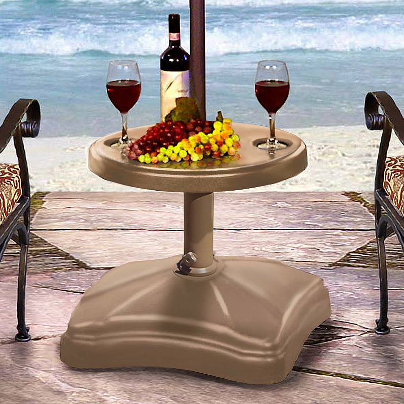 Shademobile Rolling Umbrella Base Bundle