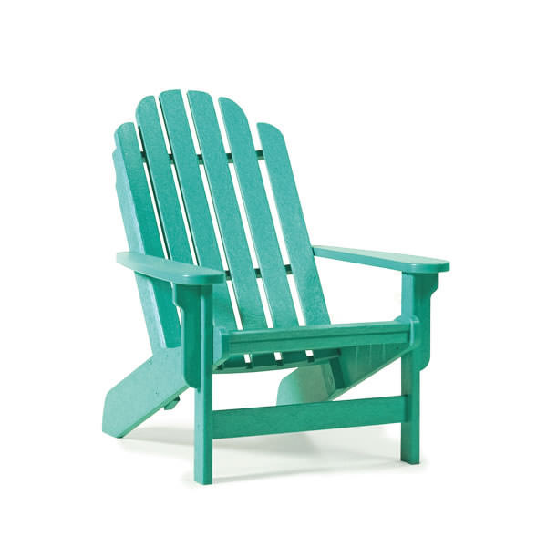 Breezesta™ Quick Ship Shoreline Adirondack Chair Seafoam