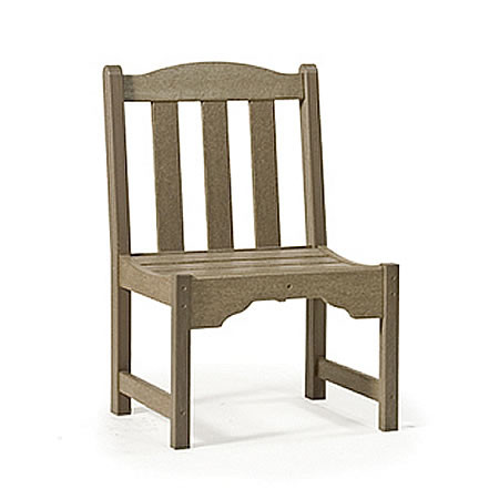 Siesta Recycled Poly Lumber Quest Park Chair